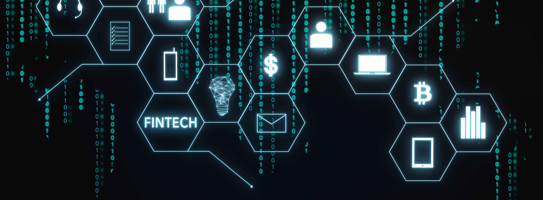 FinTech, financial technology map
